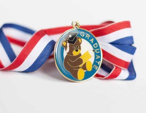 Teddy Bear Medal