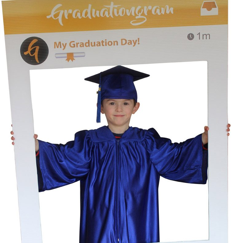 Graduation Photo Prop Frame