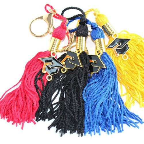 Graduation Key Ring Charms