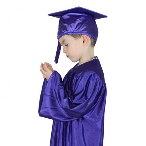 Pre School Graduation Cap and Gowns